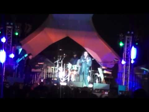 Morris Day and the Time, live at Santa Monica peer 2015