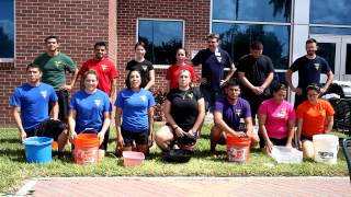 OTA/PTA Students at STC Take ALS Challenge