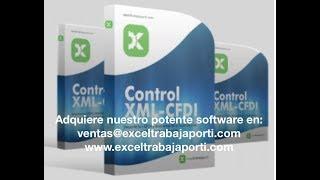 Video Control CFDI - Control archivos XML y PDF download MP3, 3GP, MP4, WEBM, AVI, FLV Oktober 2018