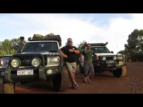 Coastal Overlanding - Horrocks to Geraldton Off Road 4X4 Camping Adventure