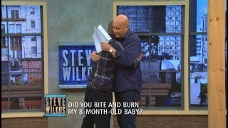"""""""The Right Person Has Got Your Baby!""""  (The Steve Wilkos Show)"""