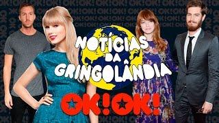 Taylor Swift pegando Calvin Harris, o fim do namoro de Emma Stone e Hathahaters gonna Hathahate