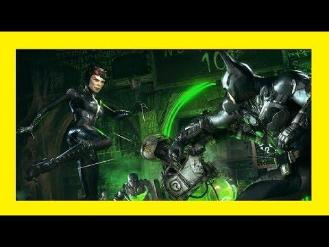 Batman Arkham Knight: Batman Et Catwoman- Le Film Complet En Français (Filmgame)