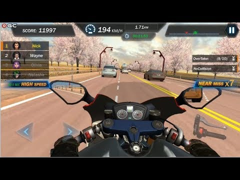 Moto Racing 3D - Street Motor Bike Racing Game - Android Gameplay FHD #9