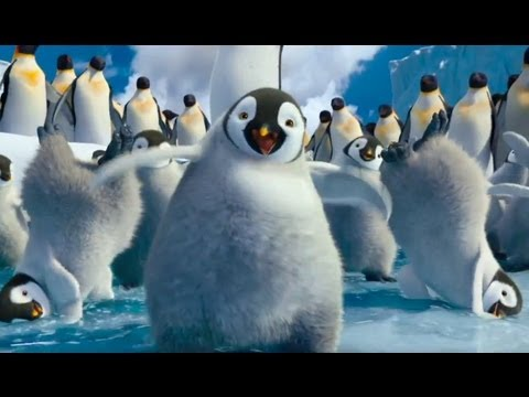 Happy Feet 2 - Bringing Fluffy Back Dance Scene...