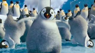 Happy Feet 2 - Bringing Fluffy Back Dance Scene (HD)