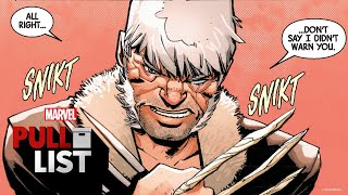 The Death of Daredevil, DEAD MAN LOGAN #1 and more! | Marvel's Pull List