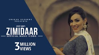 ZIMIDAAR (Full Video) || VICKY VIRK FEAT.ARSH GILL || NEW PUNJABI VIDEO 2016 || SWAGAN RECORDS