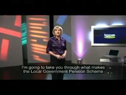 The Local Government Pension Scheme (from 1 April 2008)