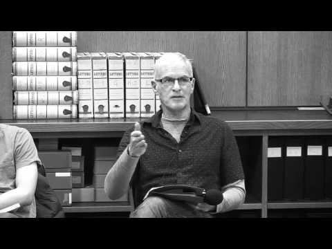 The Idea of Utopia - Class 2 March 15th, 2017 - Norman Finkelstein at the Brooklyn Central Library
