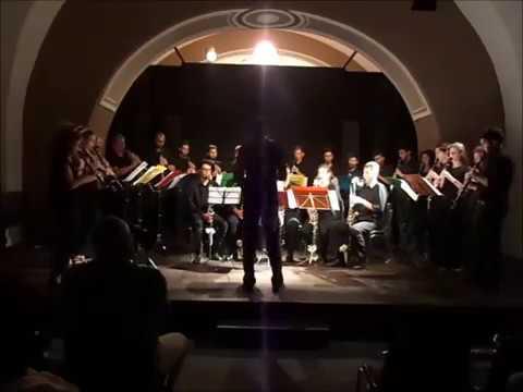 P. De Gaspari, A darlin…tone, Ensemble Calamus