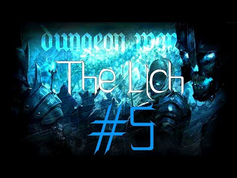 ★Dungeon World - Living Story: The Lich - Part 5★