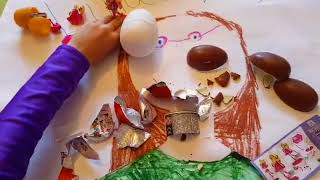 Egg Video - 3 Kinder Eggs and a Surprise Egg!
