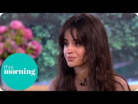 Camila Cabello Chats About Her Supportive Friendship With Ariana Grande | This Morning
