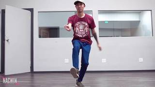 Popping Practice 111217 - Waving