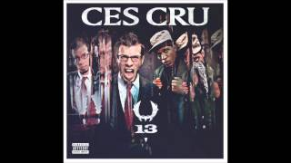 """Ces Cru :: Its Over (feat. Tech N9ne and Krizz Kaliko) """"13"""""""