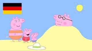 Peppa Wutz | Draußen - Zusammenschnitt | Peppa Pig Deutsch Neue Folgen | Cartoons für Kinder