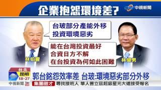 台北郵局都更變華爾街 台企卻喊撤?│中視新聞 20170614