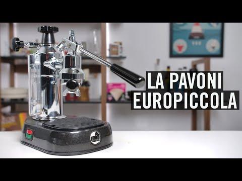The La Pavoni Europiccola