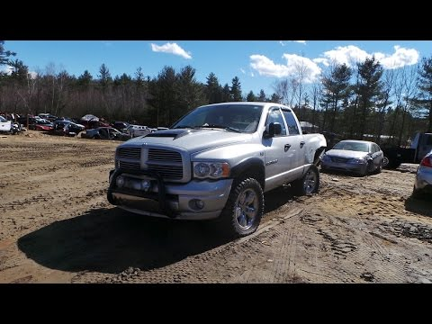 Parting Out 2005 Dodge Ram 1500 | Stock # M70121