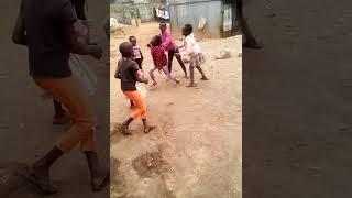 Emanuella in Kenya