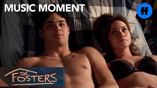 "The Fosters | Season 4, Episode 18 Music: ""Superman"" 