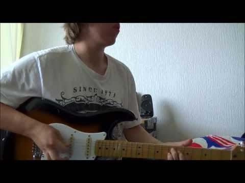 Commotion (Creedence Clearwater Revival) INSTRUMENTAL COVER