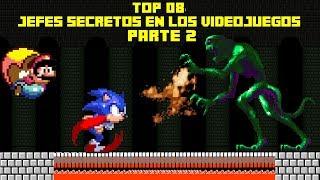 Top 8 Jefes Secretos en los Videojuegos (Parte 2) - Pepe el Mago