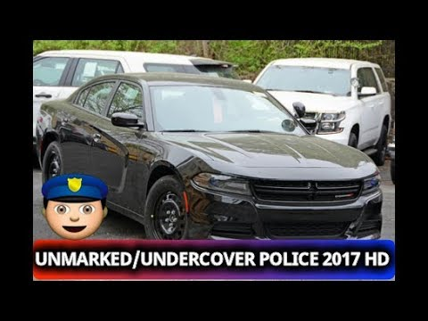 👮 Top 3 Most Sneaky Unmarked Police Cars 🚔 Pullovers + Undercover police cars responding (2017)