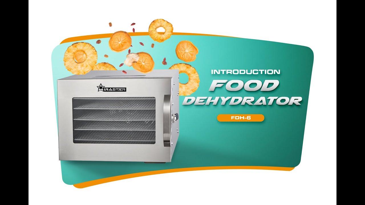 Food Dehydrator Terbaik