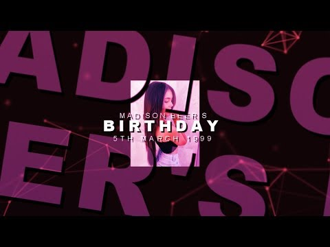 ™ HeartLess » Happy B - day Madison