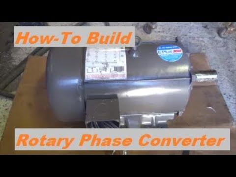 how to make a simple 3 phase converter doovi. Black Bedroom Furniture Sets. Home Design Ideas