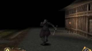 Tenchu: Stealth Assassins Level 2