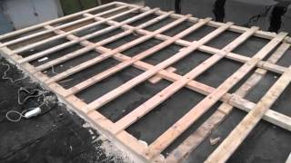 крыша гаража(, 2015-12-20T14:15:41.000Z)