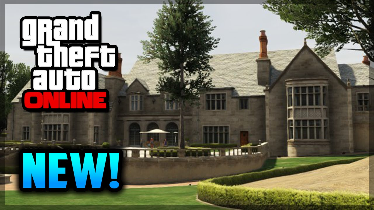 Gta 5 online mansions new houses in gta v gta 5 online for Find a house online