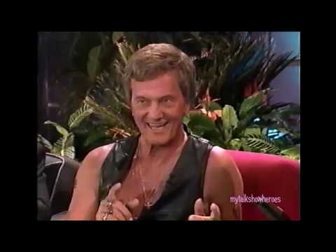 PAT BOONE'S HEAVY METAL PHASE ON 'LENO'
