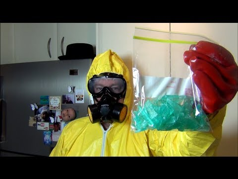 How To: Crystal Meth kochen
