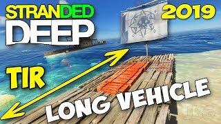 відео stranded deep як зробити човен