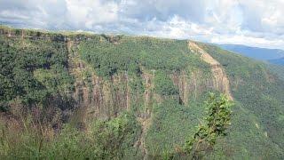 Cherrapunjee or Sohra Mawlynnong Shillong  - Meghalaya - Halfway to Heaven - Incredible India