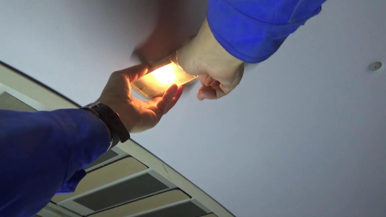 Vw T5 Lampka Wnętrza Oświetlenie