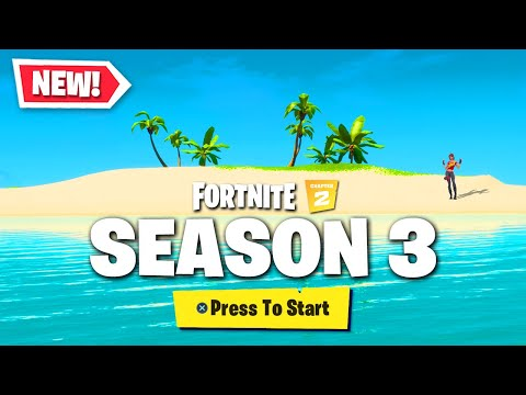 *NEW* Fortnite Chapter 2 SEASON 3 - FIRST LOOK!