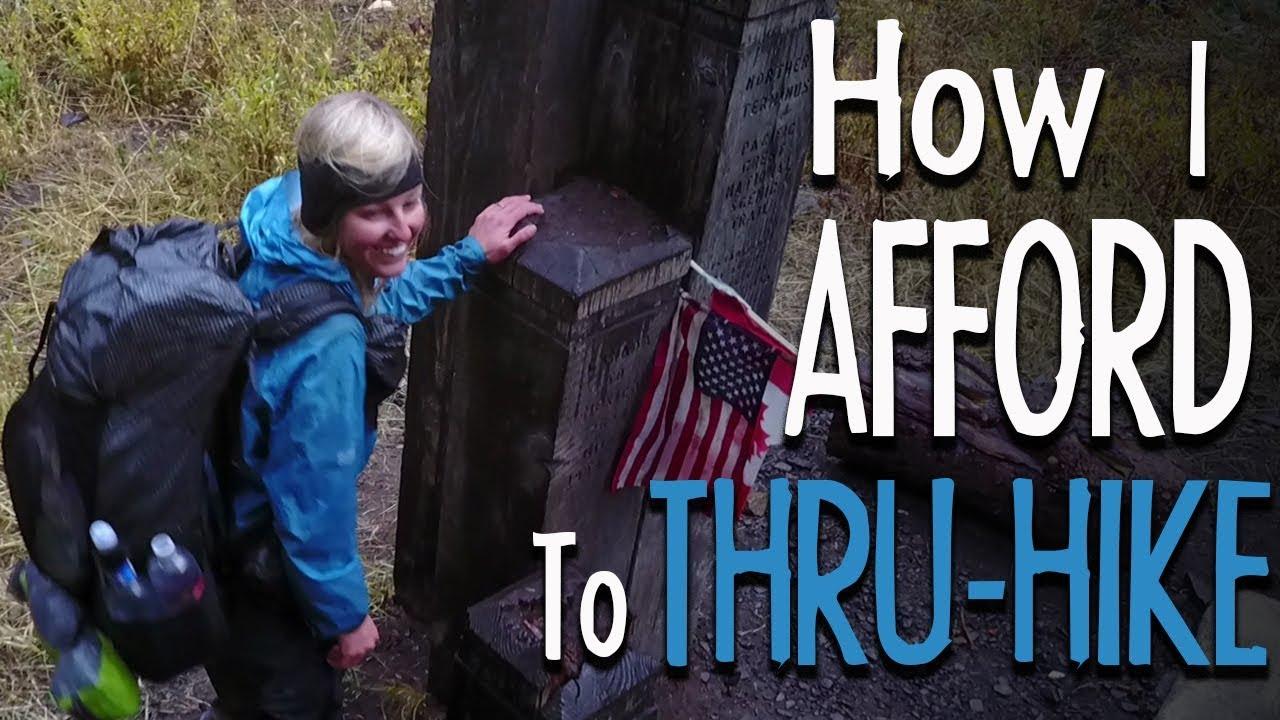How I Afford To Thru-Hike