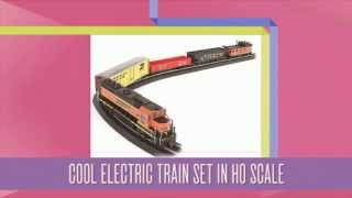 Bachmann Rail Chief Ready To Run Electric Train Set - HobbyDose