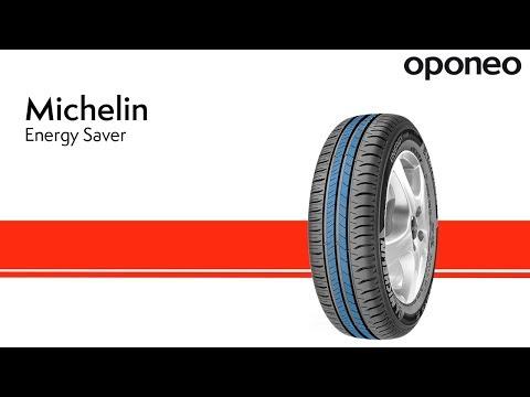 Opona Michelin Energy Saver ● Opony Letnie ● Oponeo™