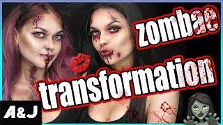 Sexy Zombie Makeup