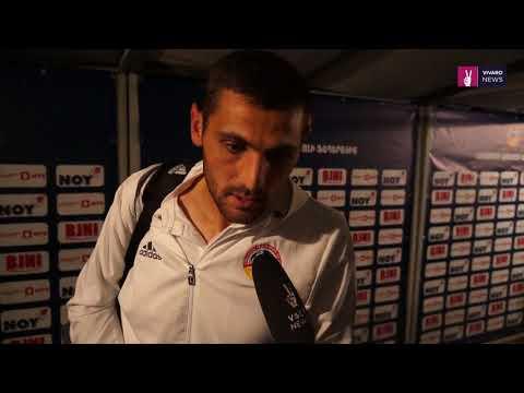 Artyom Mikayelyan post-match commentaries || Armenia 3-2 Cyprus || Friendly || 13.11.2017