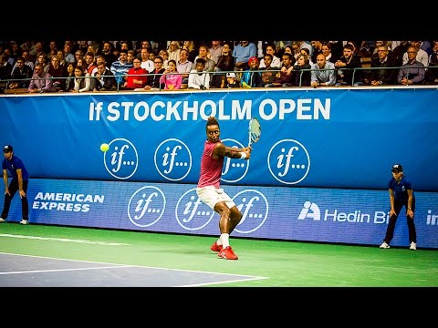 Mikael Ymer Reflects On First Win In Stockholm 2016