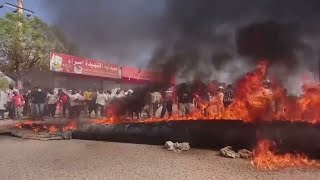 Sudan coup: Military dissolves government and arrests leaders - Eye on Africa • FRANCE 24 English
