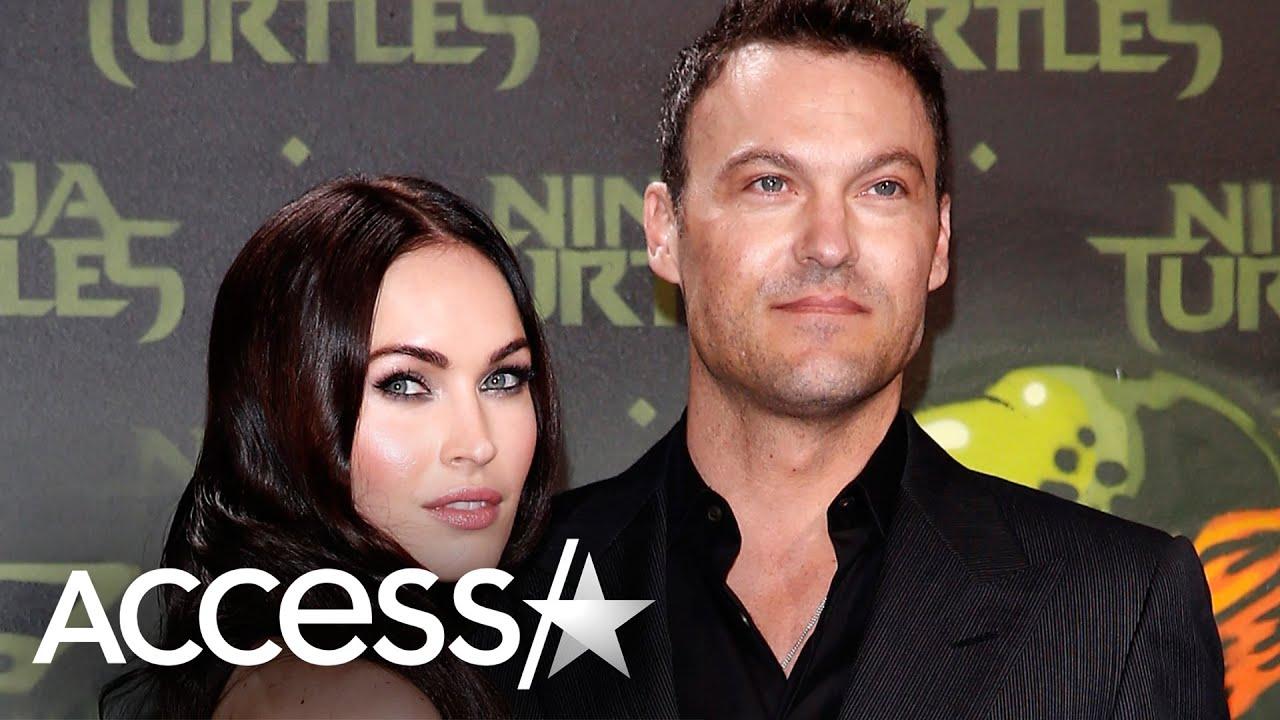 Brian Austin Green Is Seeking Joint Custody Of Kids w/ Megan Fox