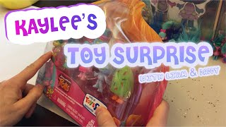 New Trolls Toys Unboxing and Adding To Our Collection